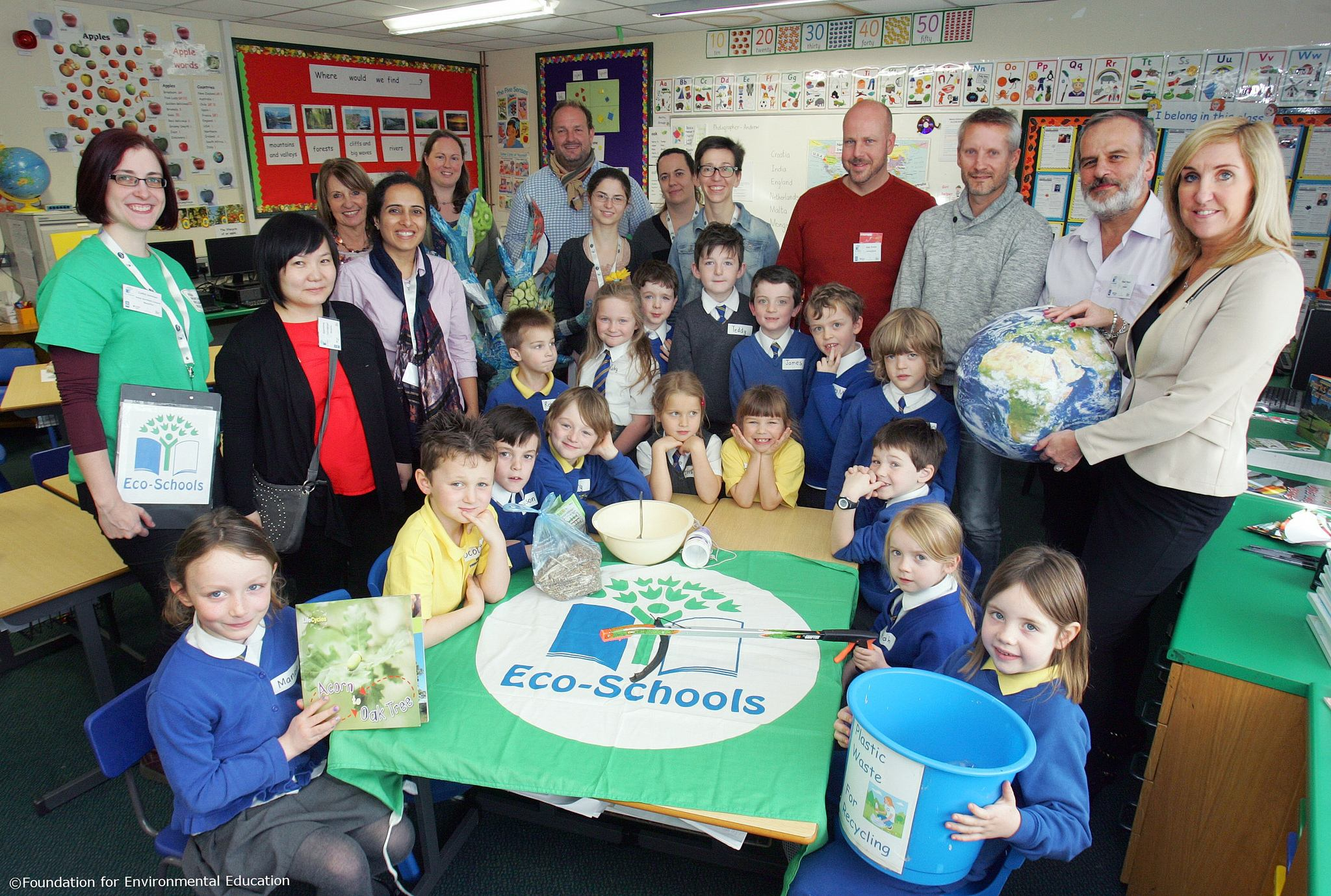 Eco-Schools International, Keep Northern Ireland Beautiful